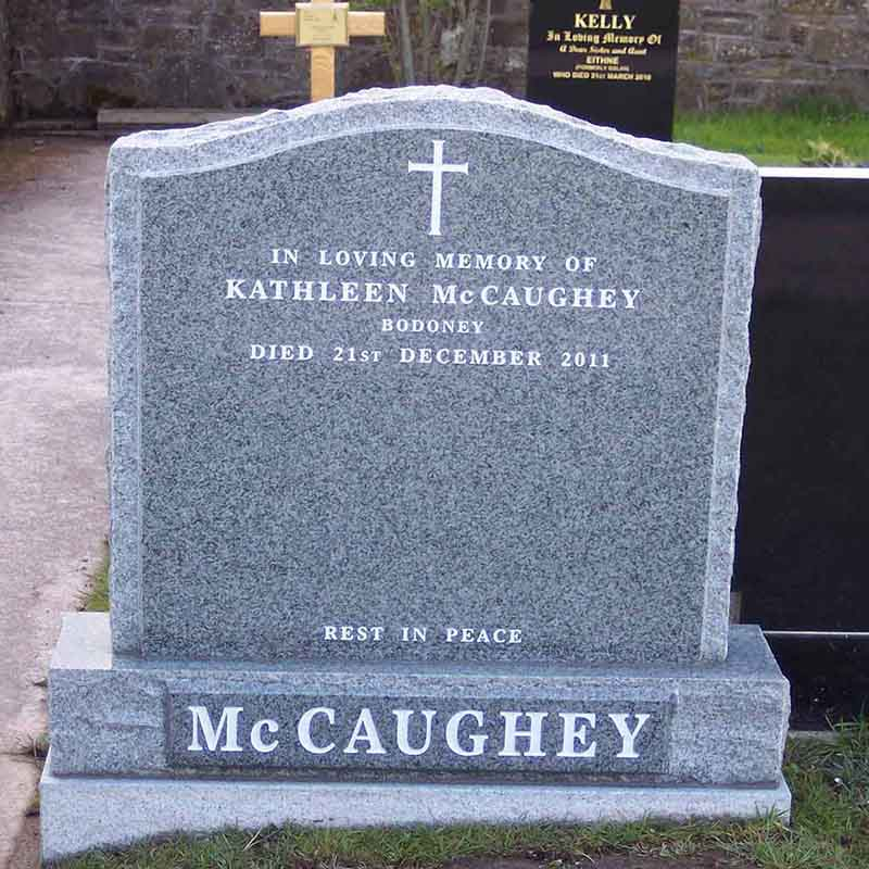 McGovern Memorial Headstones and Gravestones